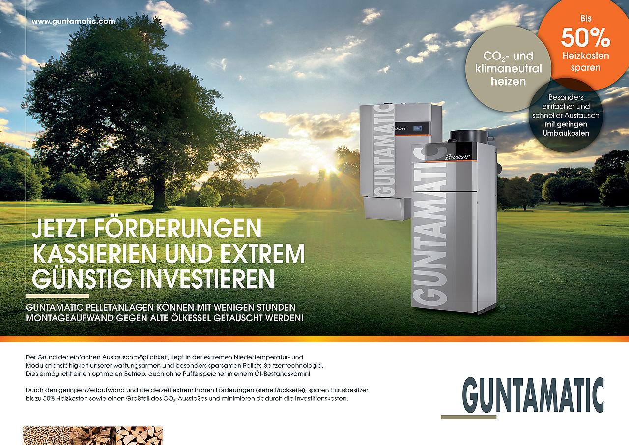 Förderaktion-Guntamatic