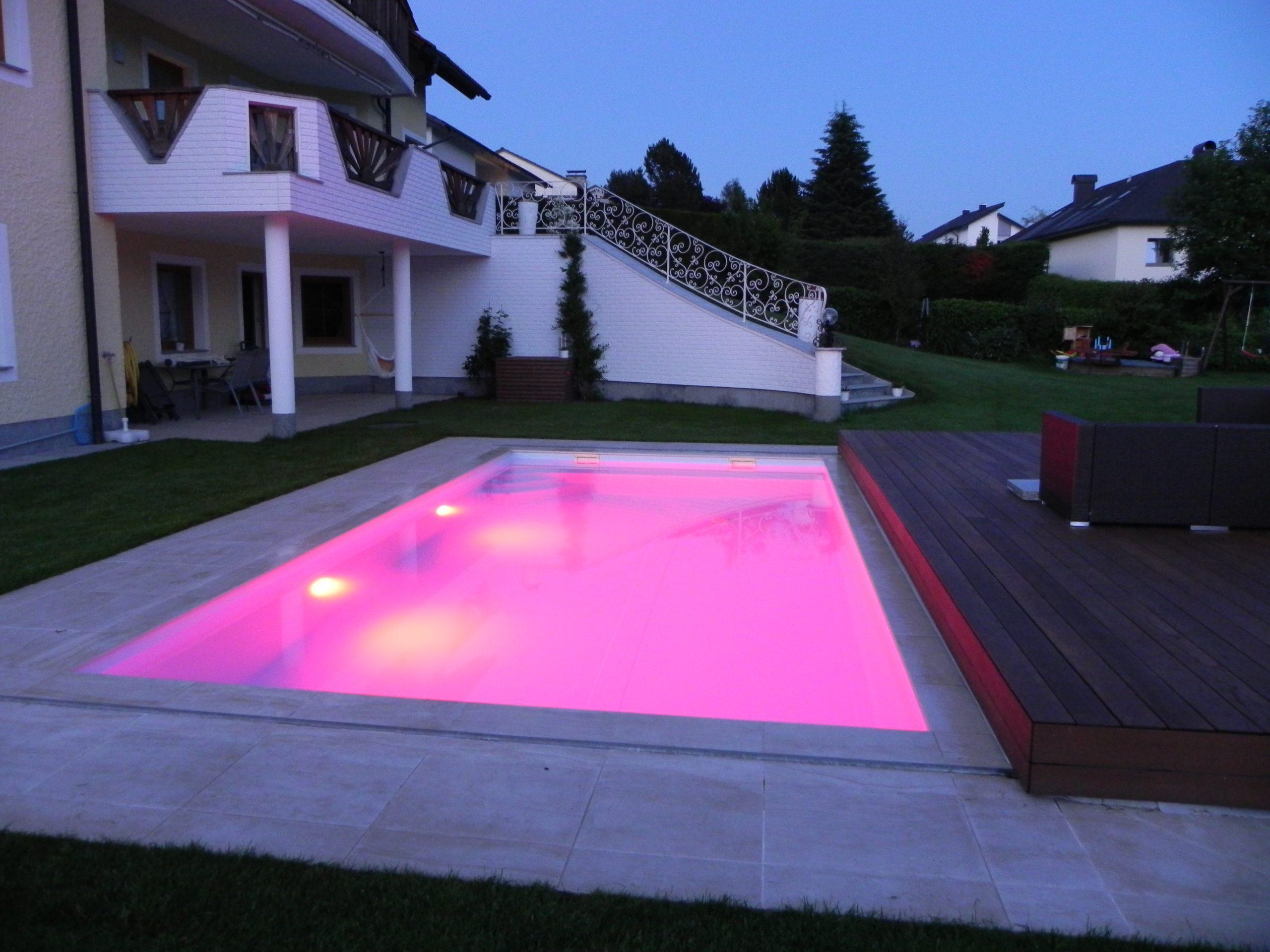 Projekt Pool- und Wellnessbau2